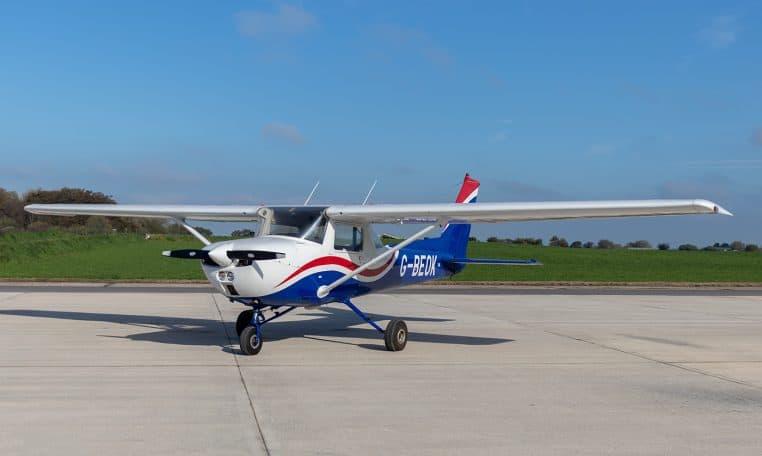 Cessna 150 repülő