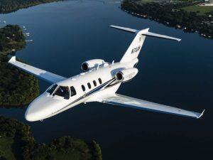 Cessna 525 repülő