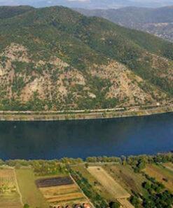 Sétarepülés a Dunakanyarban