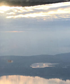 Balatoni repülési élmény