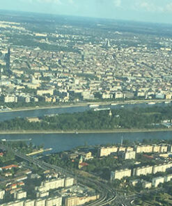 Budapest csodái sétarepülés