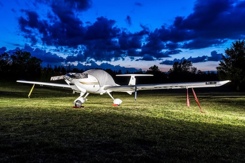 Diamond-DA20-C1-Eclipse-aircraft